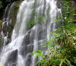 huvolong Waterfalls